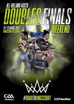 Saturday Pass - All Ireland Doubles Finals Weekend