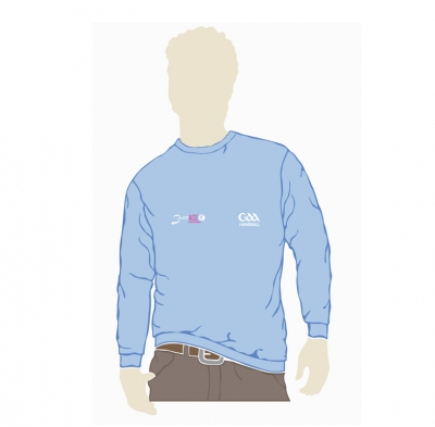 She's Ace Sweat Top - Blue