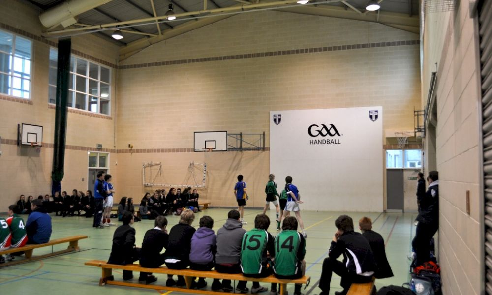 Sample Handball Walls in Schools